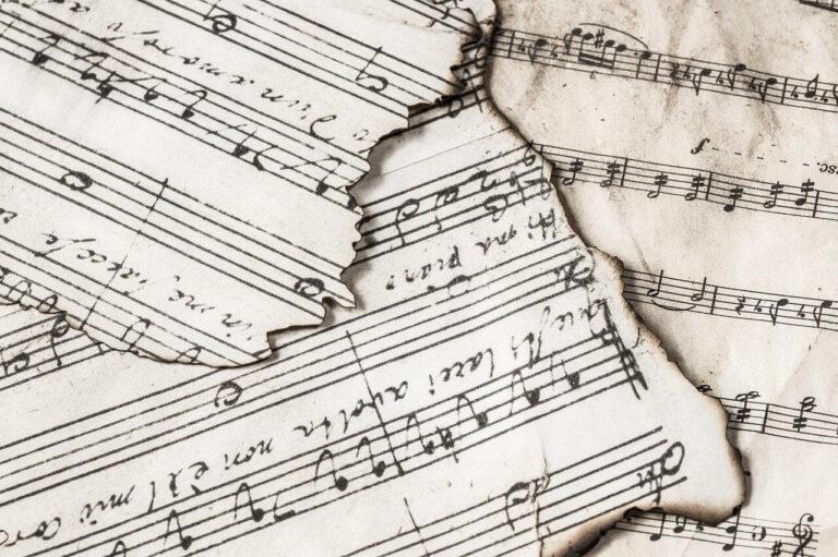 Hudba noty