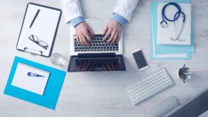 Doktor u počítače||Medimerck