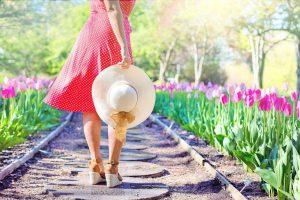 Jarní procházka