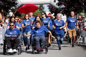 Běh pro Paraple