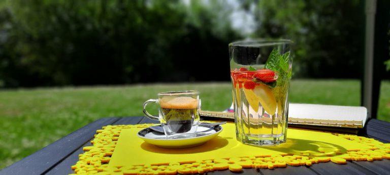 Kávička