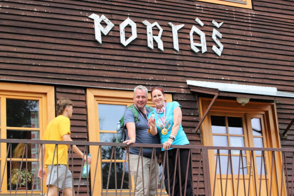 Výlet na Portáš