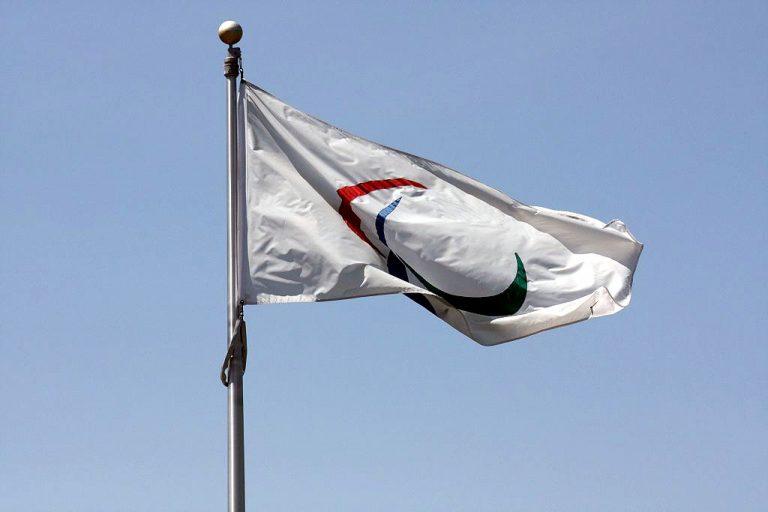 Paralympijská vlajka